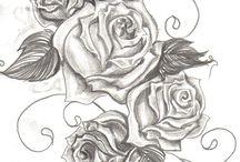 tattoos / by Nicole Johnson