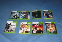 ♣ XBOX 360 Store ♣ / by Michael Voemel