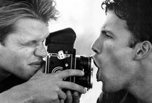 Celebrities with Cameras / by Todd Aaron