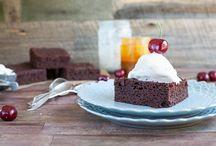 Paleo Treats / Paleo desserts / by Andrea Nichols