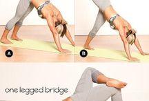 workout stuff / by Jenay Leger