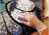 mosaic art / by Rhondda Landreth