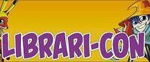 Librari-Con / Librari-Con is an annual anime mini convention featuring anime viewing, panels and forums, Artist Alley, Chibi Corner, Manga Lounge, Cosplay Runway, and more. / by Cumberland County Public Library