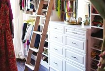 closets / by Suzanne Hegstrom