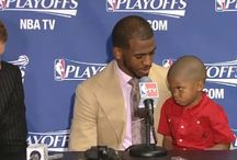 Chris Paul's Adorable Son Is Adorable / by SportsGrid