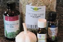 All Natural Remedies... / by Sonya Ward Hall