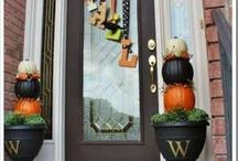 Fall Decorating Ideas / Great Fall Decorating Ideas / by Ornament Shop