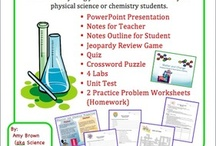 Complete Teaching Units in Biology and Chemistry / by Science Stuff