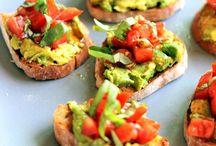 Appetizers / by Sue Economos