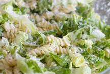 Pasta - salads / by Jitka Budilovsky