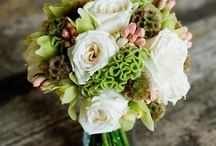 wedding flower ideas / by Kyle Unfug