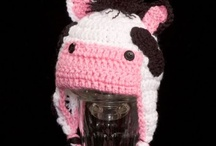 Character Hats / by Hooked on crocheting