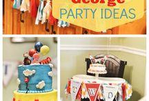 Kids B'day Ideas / by Natalie Perks