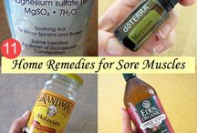 Home & Natural Remedies / by Erin Crumley North