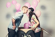 Gender Reveal Party / by Anna Gamble