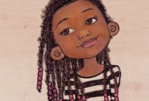 Paintings of children 5 / by Penny Valadez