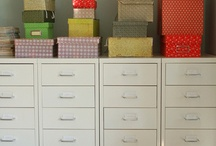 Organization Ideas / by Bonnie Lynn