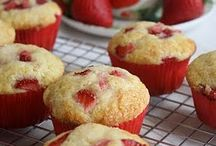 Breakfasts: Muffins, Casseroles, Oatmeal, etc. / by Angie Kemper