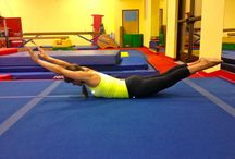 Gymnastics conditioning  and drills / by Nancy Smarinsky