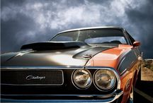 Muscle Cars / by DigiGo