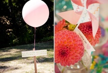 Sweet Sweet Garden Party Shower / by Allison Geiger