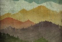 Mountain Art / by Constellation at Northstar