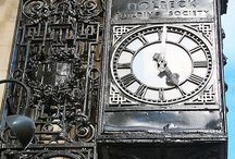 Gorgeous Street Clocks / by Shelly Rice