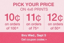 Weekly Photo Deals! / by Photo By Walgreens