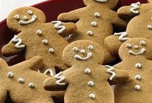 Gingerbread... / by Michelle Marshall