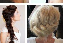 Hair / by Bailey Van Druff