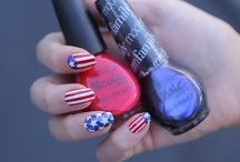 We Heart USA! / by Nicole by OPI