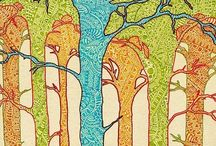 Doodles and colour / by Ruth Valpied