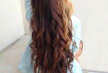 Luscious Hair / Beautiful Locks  / by Bianca