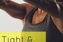 Upper Body Workouts / by Kandi Collins