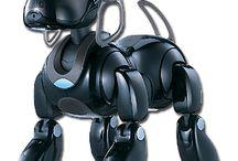 Robots I Had the Pleasure of Representing / by Marie Domingo