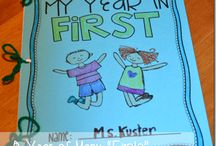 first grade / by Lisa Holder
