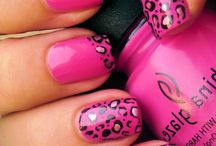 Nails / by Ashley Milford (Baby Bobo)