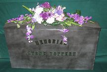 Tombstone saddles / by BONNIE VANDALL