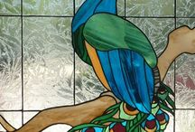 Stained glass / by Judy Raines