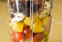 Nutribullet recipes / by Jessica Torres