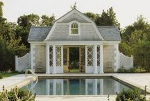 Outdoor Spaces / by Hillary Taylor