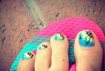 Nails / by Maggie Mesa