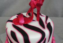 Cakes designs  / by Misty Mitchell