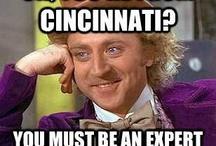 Cincinnati / by Kathryn Farmer