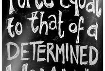 Words to Live By :} / by Deanna Gartenbush