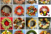 Wreaths / by Sara Reagan McNabb