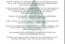 Essential Oils / by Shelly Milazzo