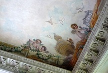 ceilings / examples and inspiration for spectacular ceilings / by Bonnie Lecat Designs
