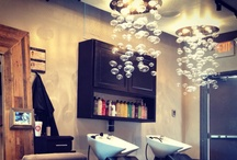 Salon ideas / by Laura Hill