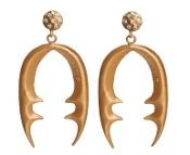 """""""i'd wear Kevia's beetle earrings"""" / by Jennifer Essad"""